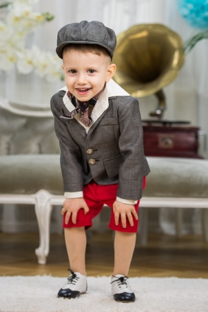 Funky Jay - chic suit for baby boys and toddlers