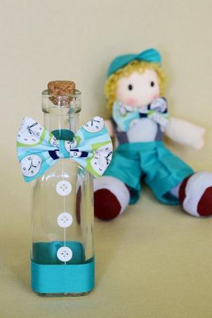 Funky Baby Trousseau - Christening Chrism Oil Bottle