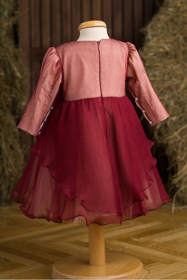 Aileen Elegant Girl Dress