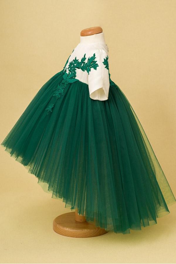 Jade Forest Fay Prindess Tutu Dress