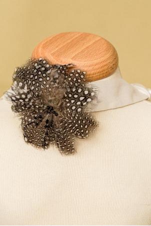 Black Diamond - Baby Girl Headband