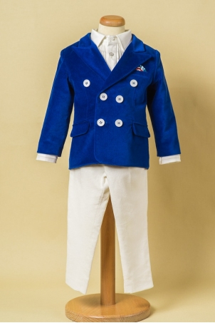 Royal Blue - Special Occasions Boy Suit