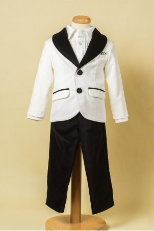 Snow Knight - Special Occasions Boy Suit
