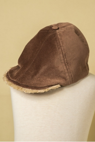 Teddy Bear - Baby Boy Hat
