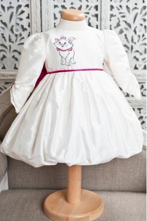 Little Marie Hand painted Dress