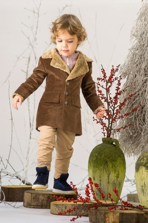Teddy Bear - Fur Special Occasion Suit