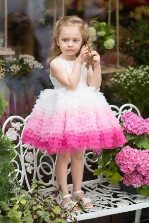Rosa Bella - Pink tutu dress