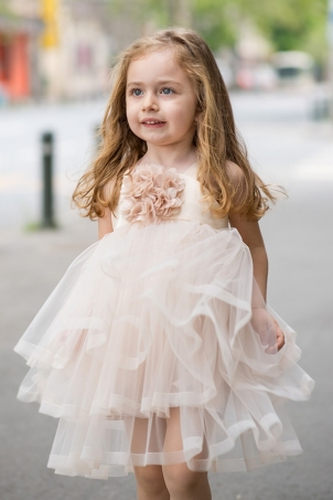 Forget Me Not -Tutu Girl Dress