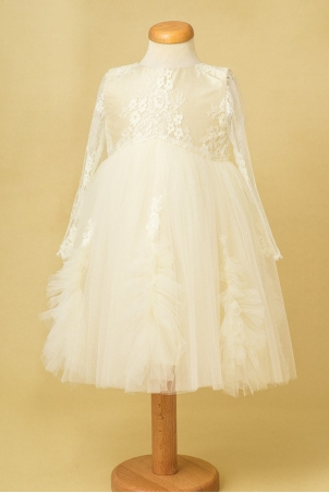 Once in France.. - Lace party dress