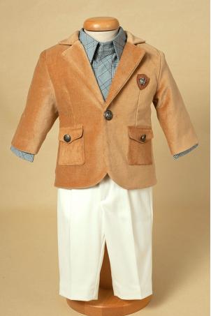 Mister Brown - Elegant suit for boys