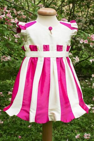Dots - Girl Dress