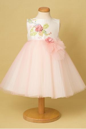 So Sweet Dress - Hand painted tutu dress
