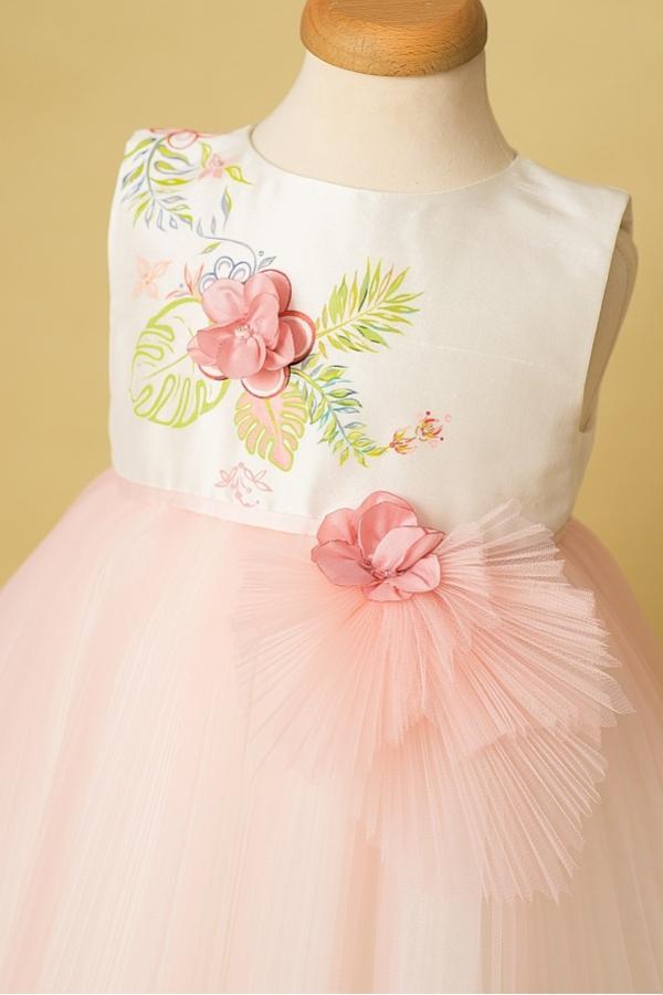 So Sweet Dress - Hand painted tutu dress - photo #27