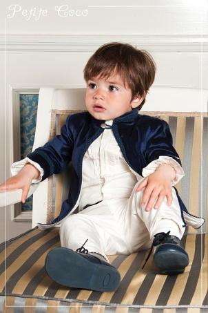 Little Lord Elegant Boy Suit