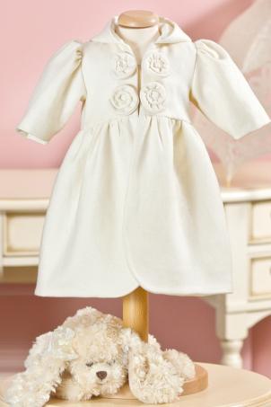 Little Sea Shell -  Girl Coat