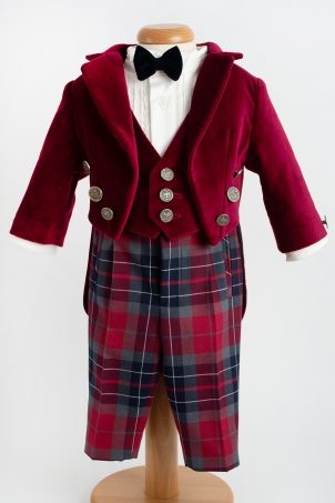 James of Scotland - Special occasion boy suit