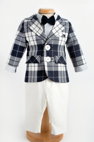 Eric - Chic suit for baby boys and toddlers