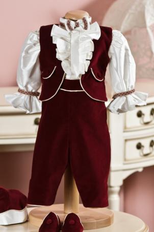 Hamlet Boy Suit