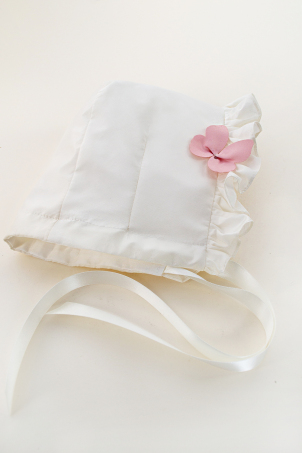 Paloma Little Girl Bonnet