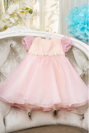 Mariposa - baby girl dress for special occasions