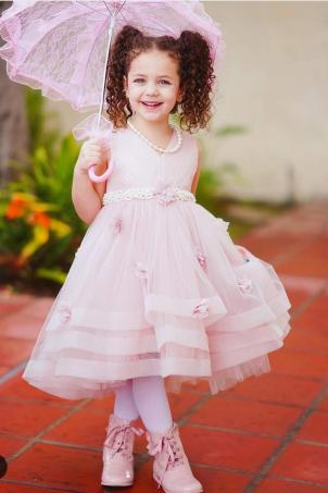 Cecile - Elegant dress for girls OUTLET