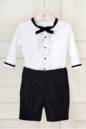 The Little Aristocrat- baby boy two piece elegant costume