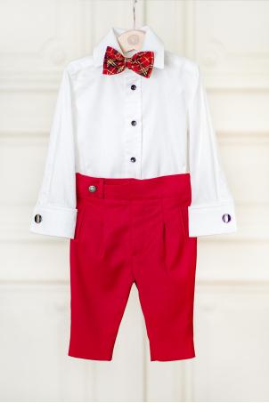 Archie - Elegant  boy three pieces outfit
