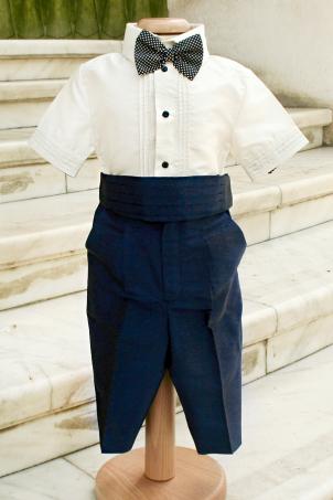 Jerry - Christening Boy Suit