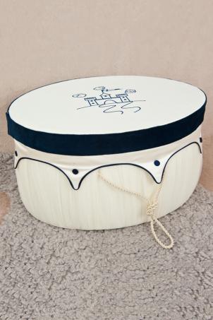 Baby King Trousseau - Christening Trousseau Box