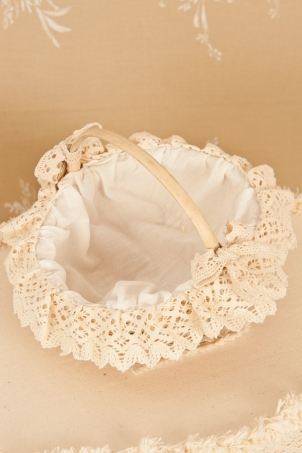 Traditional Trousseau - Witness Pins Basket
