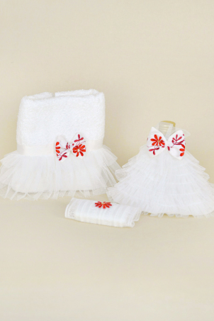 Tatiana Trousseau - Priest Christening Set