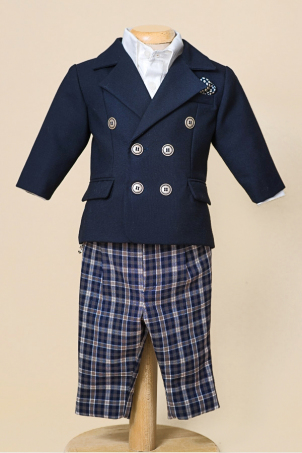 Sir James - Elegant suit for boys and toddlers