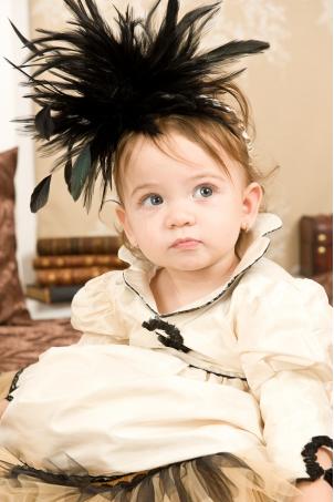 Musette Girl Headband