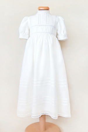 Jamie - Catholic Christening Gown