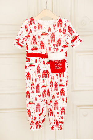 Christmas Dream - Funny Christmas themed jumpsuit, ideal for boys and girls