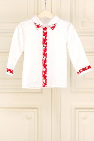 Reindeers - Christmas shirt for boys