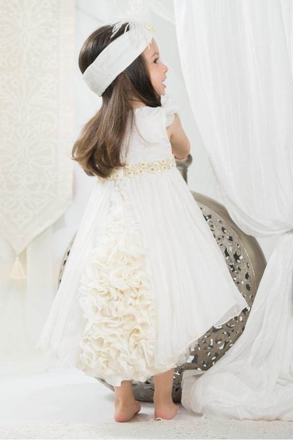 """Jasmine"" Baby Girl Dress"