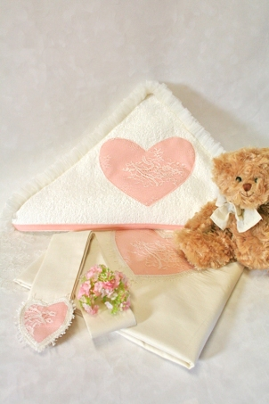 Cupcake Trousseau - Christening Set for Baby