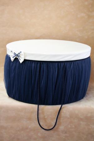 Blue Kitty Trousseau - Trousseau Box