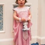 Ava in rochita Cleopatra, la lansarea oficiala Petite Coco.