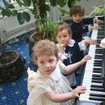 Concert de pian la 5 maini