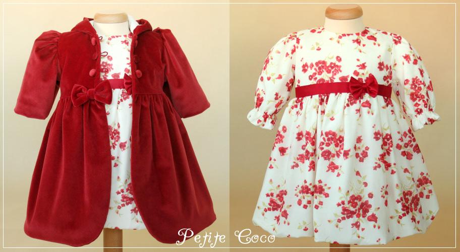 palton-catifea-rosu-rochita-flori