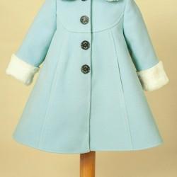 Paltonas iarna fetite