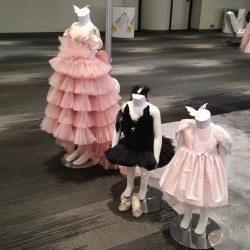 All kind of ballerinas