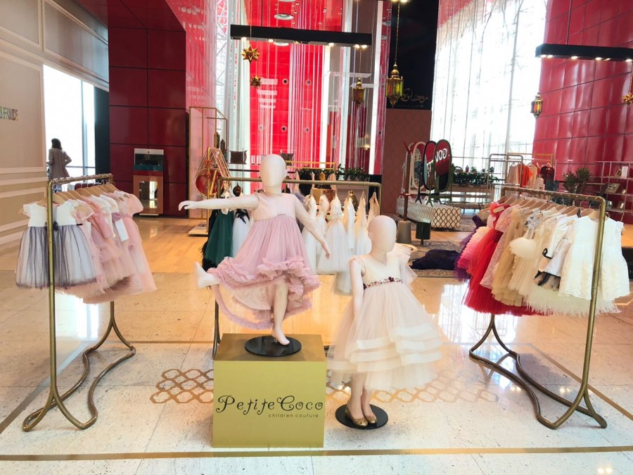 Pop-up Store Lafayette Galeries Dubai