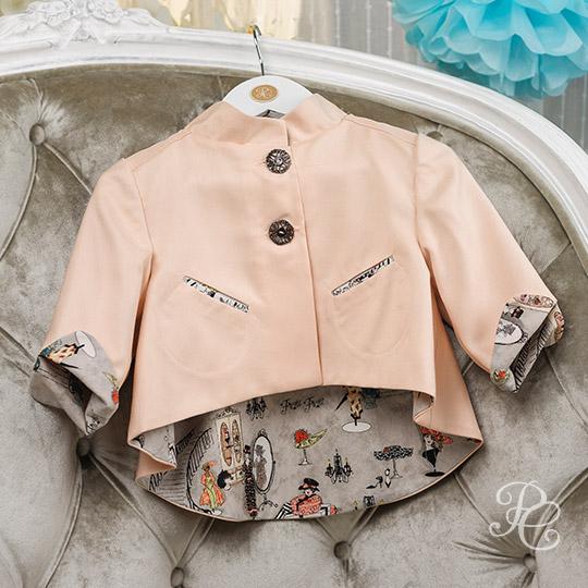 Jordan coat for little girls