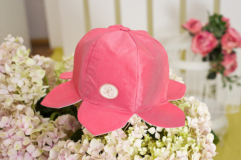 """Aquarela"" - girl elegant hat ""Thumbelina"""