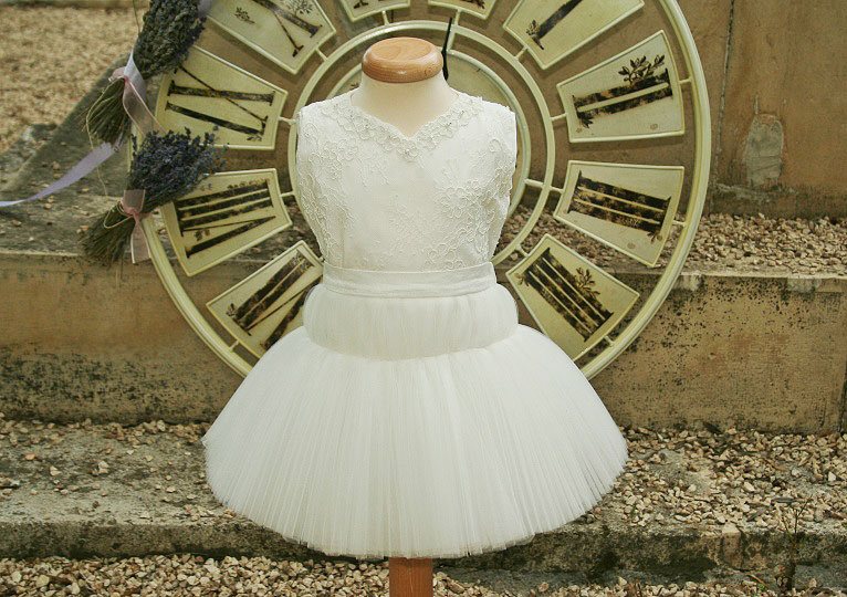 """Ballerina & The Funky Boy"" - lace bodice and tutu ""Little Swan"""