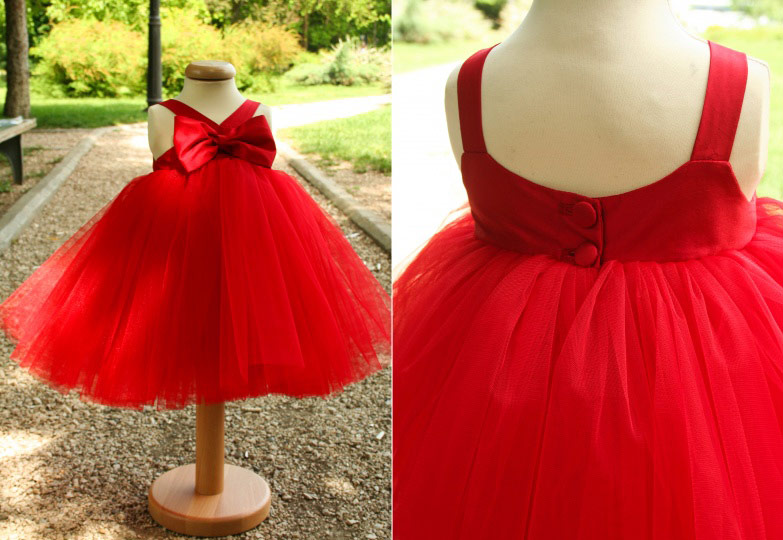 """Ballerina & The Funky Boy"" - tutu dress ""Happy"""