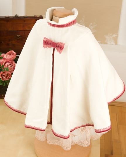 "Grandma's Chest - christening coat ""Anastasia"""